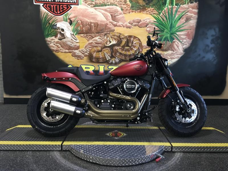 New 2019 Harley-Davidson Fat Bob