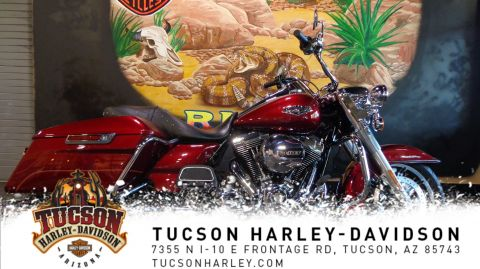 Pre-Owned 2016 Harley-Davidson Touring Road King FLHR