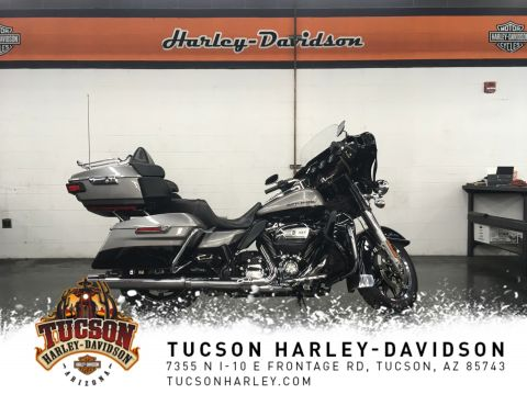 Pre-Owned 2017 Harley-Davidson Touring Ultra Limited Low FLHTKL