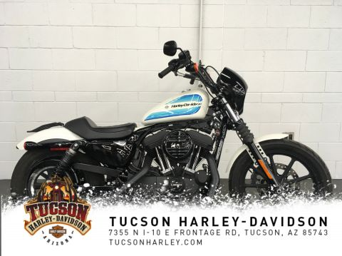Pre-Owned 2019 Harley-Davidson Sportster Iron 1200 XL1200NS